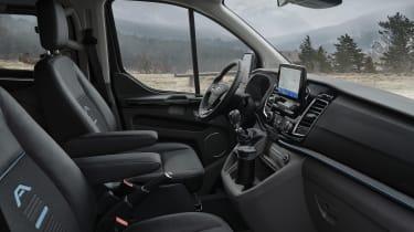 Ford Tourneo Custom Active interior