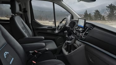 Ford Tourneo Custom Active interior