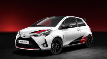 New Toyota Yaris hot hatch will produce more than 210bhp