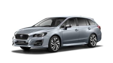 2019 Subaru Levorg - front quarter view