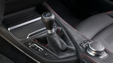 BMW M2 CS manual gearlever