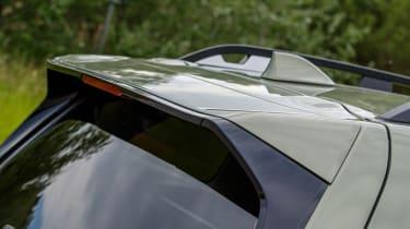 Subaru Forester SUV spoiler