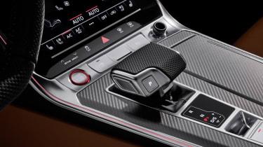 Audi RS6 Avant centre console