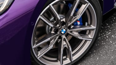 2021 BMW 2 Series Coupe - wheels