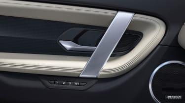 Land Rover Discovery Sport SUV interior