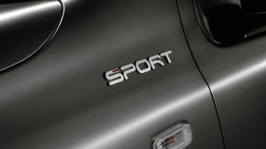 2020 Fiat Panda Sport - badging