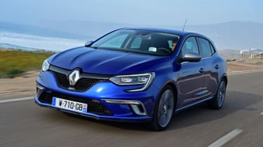 The GT version brings sportier styling and the same engine as the Renault Clio RS