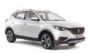 MG ZS Limited Edition - Front quarter