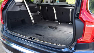 Volvo XC90 - boot space