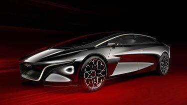 "Aston Martin Lagonda ""Vision"""