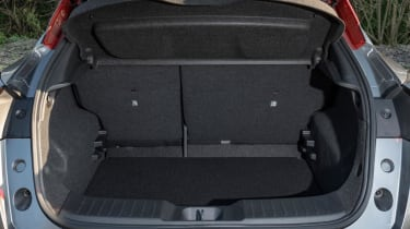 Nissan Juke SUV boot
