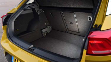 Volkswagen T-Roc SUV boot