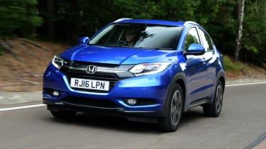 Honda HR-V - front 3/4 view