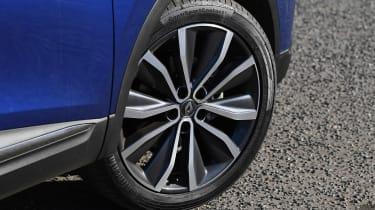 Renault Kadjar alloy wheel