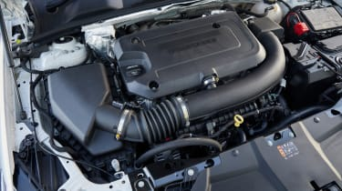 2021 Vauxhall Insignia - engine bay