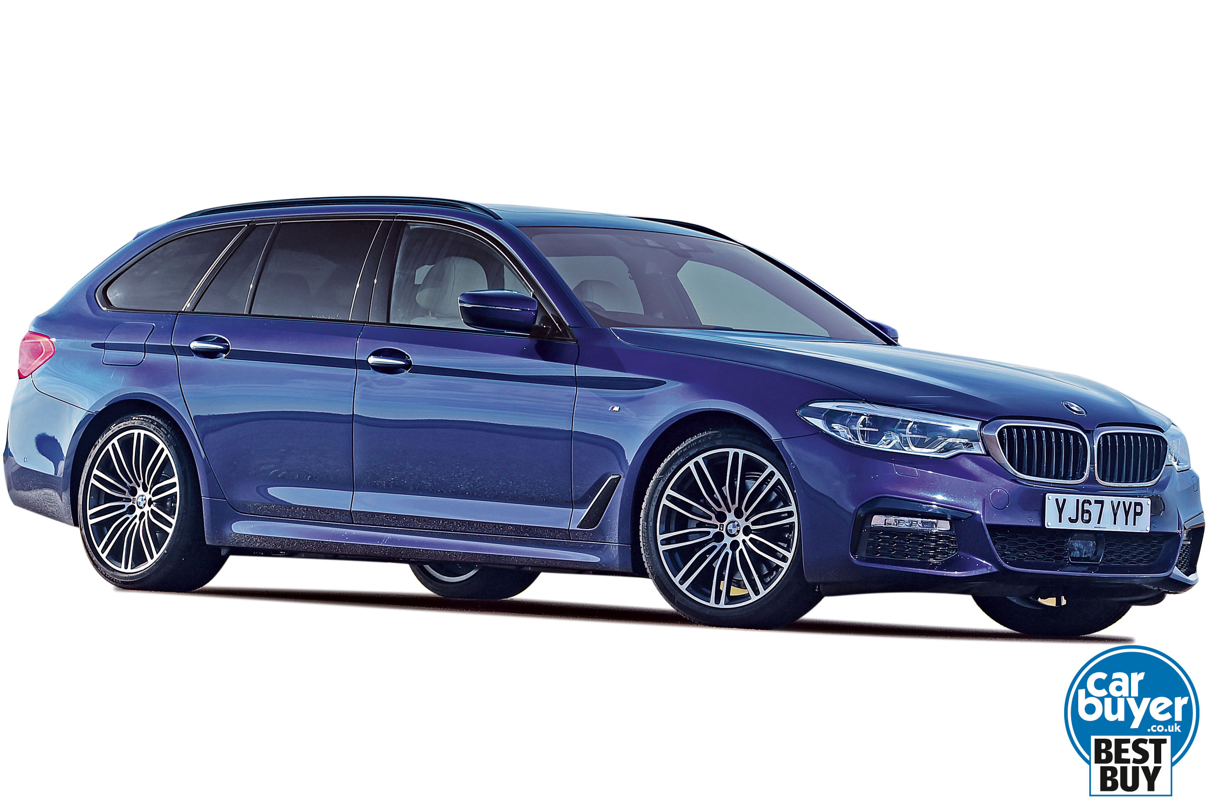 Bmw 5 Series Touring Estate 2020 Review Carbuyer