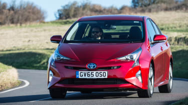 Improved handling and steering makes this the most enjoyable Prius to drive so far