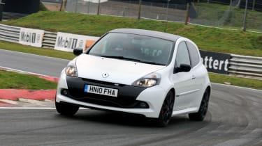 Renaultsport Clio - front