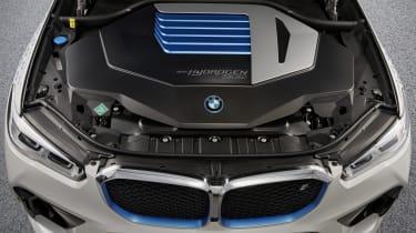BMW iX5 Hydrogen - powertrain