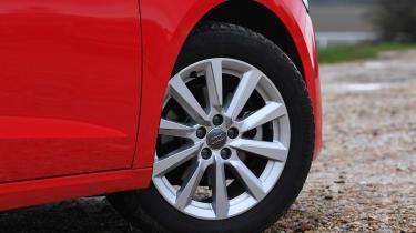 Audi A1 2019 wheel