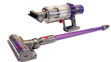 Dyson Cyclone V10 Animal Price: around £400 Charge time/max run time: 3.5hrs/1hr