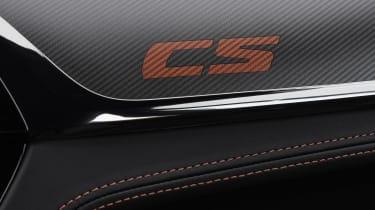 2021 BMW M5 CS - interior trim
