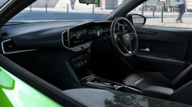 Vauxhall Mokka SUV revealed - interior