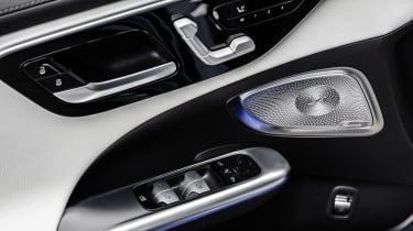 2021 Mercedes C-Class door controls