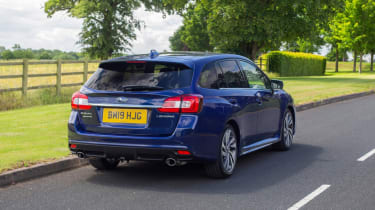 2019 Subaru Levorg 2.0i GT Lineartronic - rear 3/4 static