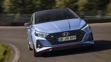 Hyundai i20 N - front