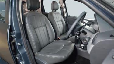 Dacia Duster SUV 2013 interior