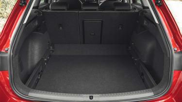 SEAT Leon Estate boot