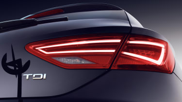 SEAT Leon tail-light