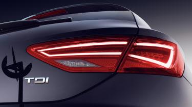 SEAT Leon tail-light