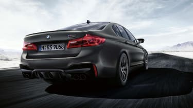 BMW M5 Edition 35 Years driving - rear