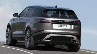 Choose the range-topping supercharged 3.0-litre petrol engine and the best economy you're likely to see will be 30.1mpg