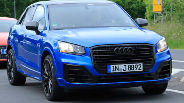 The new Audi Q2 has only just arrived, but already a high-performance SQ2 is in the pipeline
