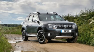 The Dacia Duster is still the cheapest route into proper SUV ownership