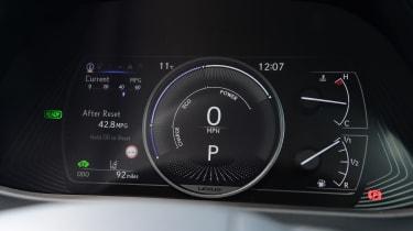 Lexus UX interior 2