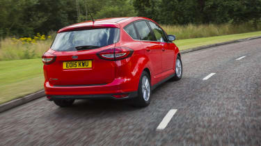 Safety is assured by a five-star Euro NCAP rating
