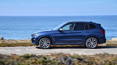 Despite the price increase, it's still a direct rival to the Audi Q5, though the excellent Volvo XC60 undercuts the BMW a little.