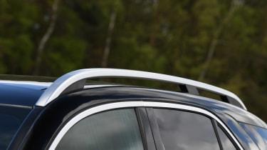 Mercedes GLE SUV roof rails