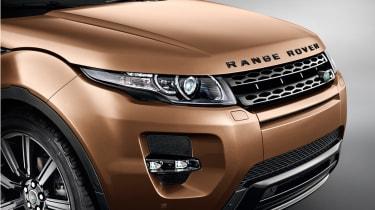 Range Rover Evoque SUV 2014 front