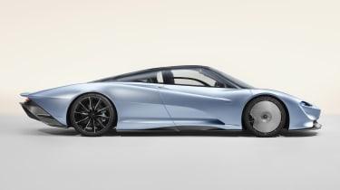 2020 McLaren Speedtail side