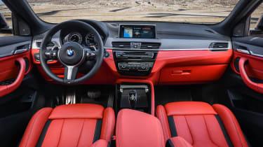 2019 BMW X2 M35i interior