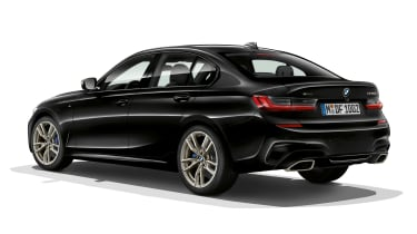2019 BMW M340i xDrive rear