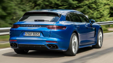 The Sport Turismo is available with your choice of petrol, diesel or plug-in hybrid technology
