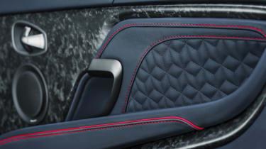 Aston Martin DBS Superleggera door