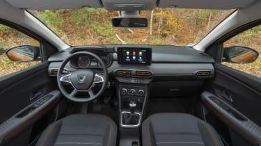 2021 Dacia Sandero Stepway - interior