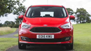 It's available with efficient diesel and EcoBoost petrol engines